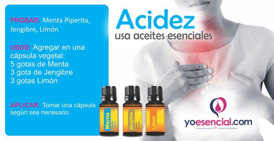 acidez estomacal usa aceites esenciales