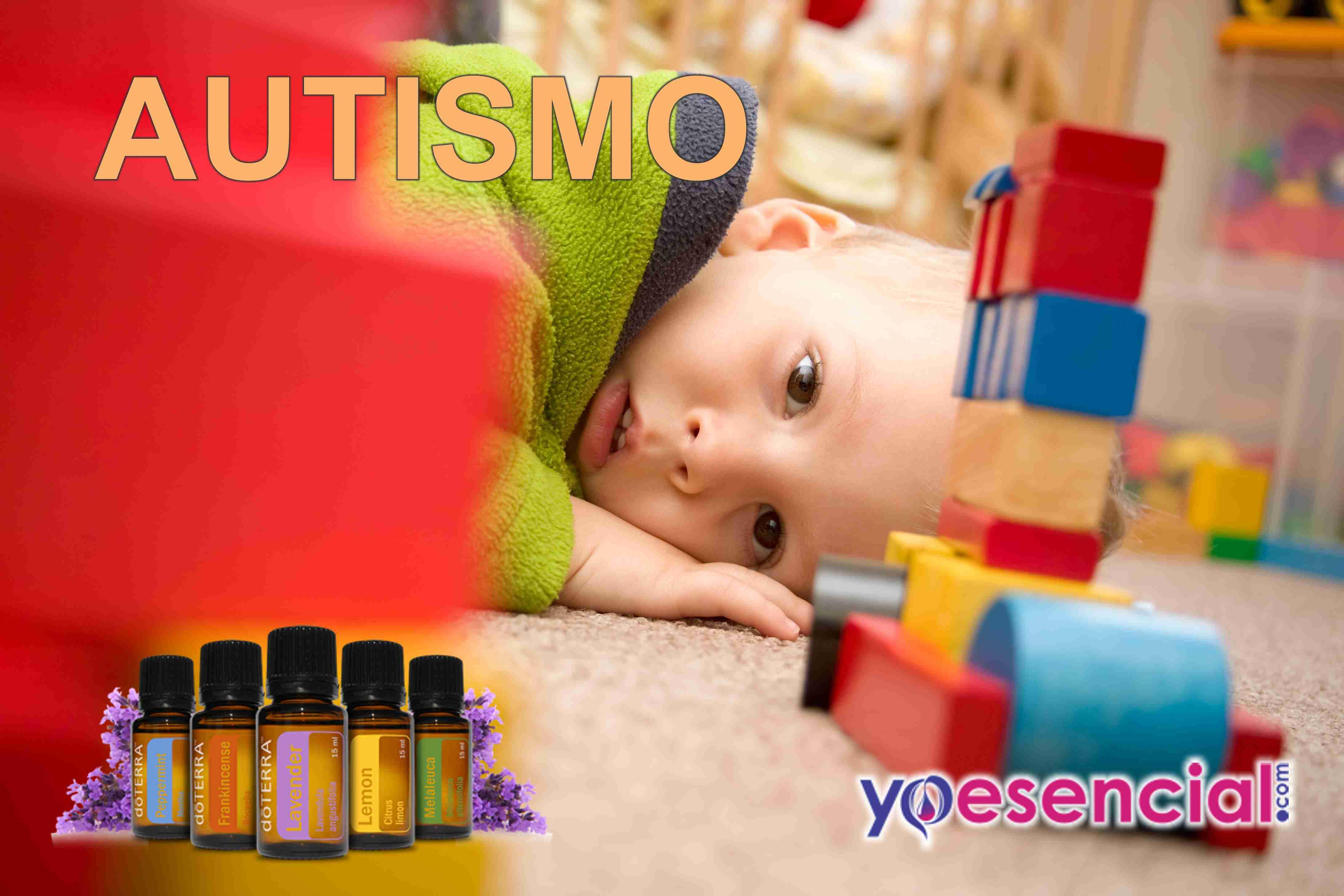 autismo usa aceites esenciales